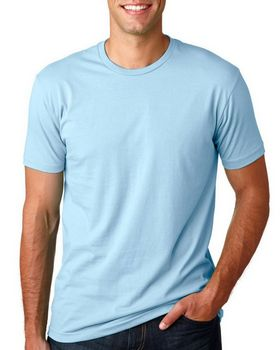 Next Level 3600 Men's Premium Fitted Short Sleeve Crew