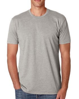 Next Level N6210 Men's Premium Fitted CVC Crew Tee