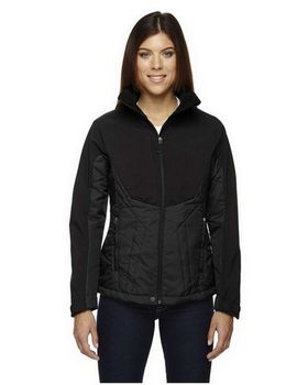 North End Sport Red 78679 Innovate Ladies Jacket
