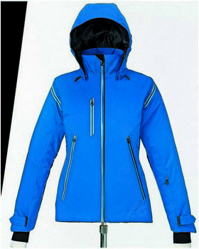 North End Sport Red 78680 Ventilate Ladies Jacket