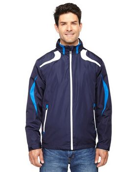 North End 88644 Men's Impact Active Lite Colorblock Jacket