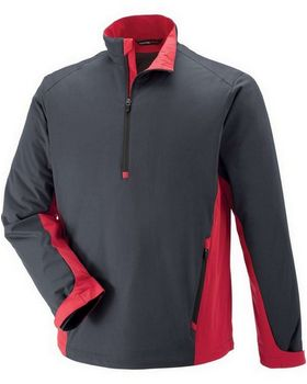 North End Sport Red 88656 Paragon Mens Windshirt