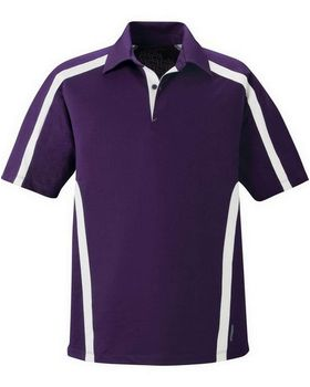 North End 88667 Accelerate Mens Polo