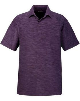 North End Sport Red 88668 Barcode Mens Polo