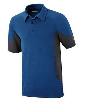 North End Sport Red 88677 Refresh Mens Polo
