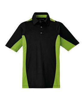 North End Sport Red 88683 Rotate Mens Polo