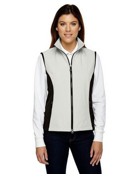 North End 78050 Ladies Soft Shell Performance Vest