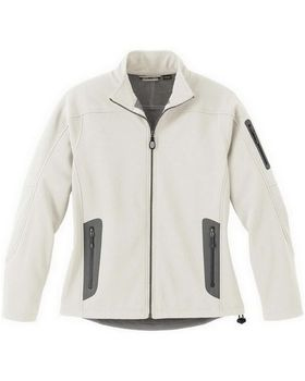 North End 78060 Ladies Soft Shell Jacket