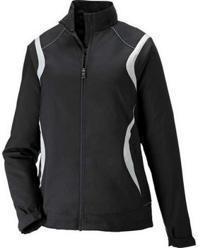 North End 78167 Venture Ladies Mini Ottoman Lightweight Jacket