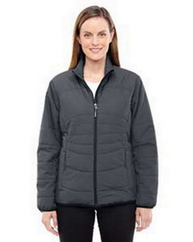 North End 78231 Ladies Interactive Insulated Packable Jacket