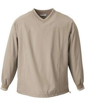 North End 88132 Mens V-Neck Windshirt - Shop at ApparelnBags.com