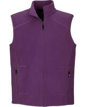 North End 88173 Voyage Mens Fleece Vest - Shop at ApparelnBags.com