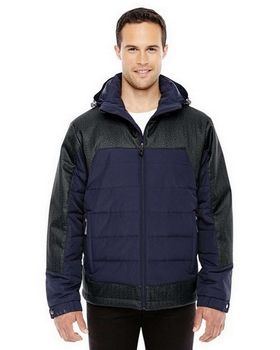 North End 88232 Mens Excursion Meridian Jacket