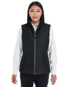 North End NE702W Ladies Engage Interactive Insulated Vest