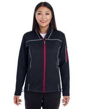 North End NE703W Ladies Performance Fleece Jacket