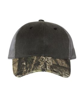 Outdoor Cap HPC500M Distressed Camo Mesh-Back Cap