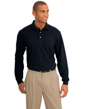 Port Authority K455LS Long Sleeve Polo