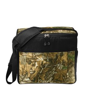Port Authority BG514C Camouflage 24 Can Cube Cooler