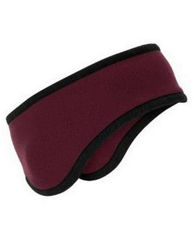 Port Authority C916 - Two Color Fleece Headband.