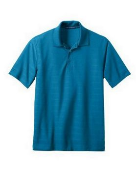 Port Authority K514 Horizonal Texture Polo