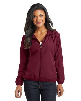 Port Authority L305 Ladies Hooded Essential Jacket