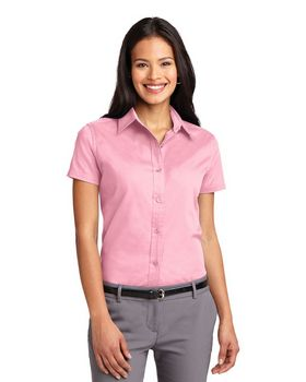 Port Authority L508 Ladies Short Sleeve Shirt