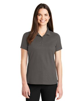 Port Authority LK164 Ladies SuperPro Knit Polo Shirt