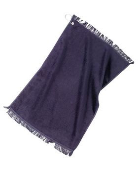 Port Authority PT41 Grommeted Hand Towel - Shop at ApparelnBags.com