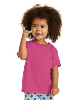 Port & Company CAR54T Toddler Cotton T-Shirt