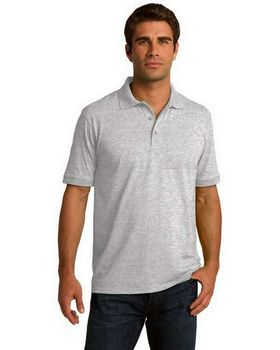 Port & Company KP55 Jersey Knit Polo - Shop at ApparelnBags.com