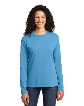 Port & Company LPC54LS Ladies Long Sleeve T Shirt