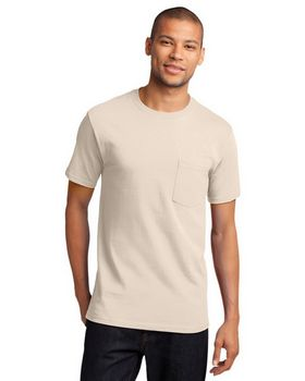 Port & Company PC61PT Tall Essential T-Shirt with Pocket