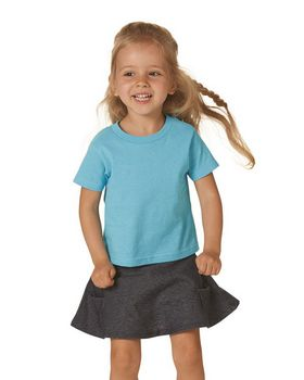 Rabbit Skins 3301T Toddler Tee