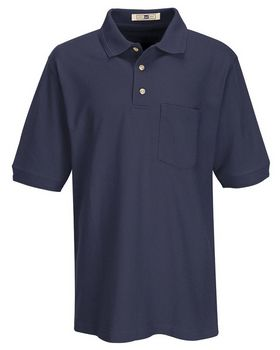 Red Kap 7702 Inner Harbor Basic Pique Polo With Pocket