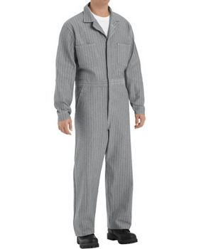 Red Kap CC16 Button-Front Cotton Coverall