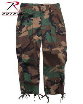 Rothco 1040 Womens Camo Capri Pants - Shop at ApparelnBags.com