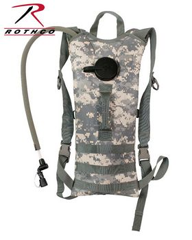 Rothco 2820 MOLLE 3 Liter Backstrap Hydration System