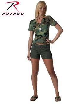 Rothco 3176 Women's Shorts - Shop at ApparelnBags.com