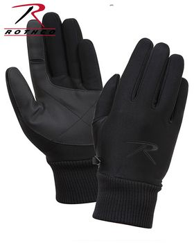 Rothco 4464 Soft Shell Gloves - Shop at ApparelnBags.com