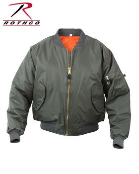 Rothco 7310 Kids MA-1 Flight Jackets - Shop at ApparelnBags.com
