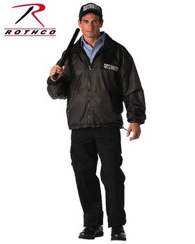 Rothco 7609 Security Reversible Jacket