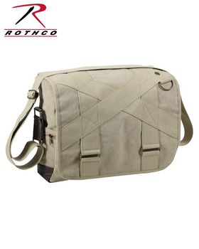 Rothco 9115 Vintage Messenger Bag