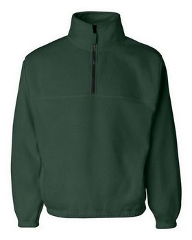 Sierra Pacific 3051 Adult Quarter Zip Poly Fleece Pullover