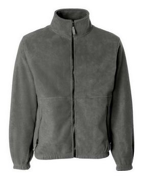 Sierra Pacific 3061 Adult Poly Fleece Full Zip Jacket