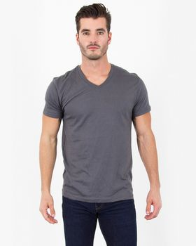 Simplex Apparel SI4320 Mens Tri-Blend V-Neck T-Shirt