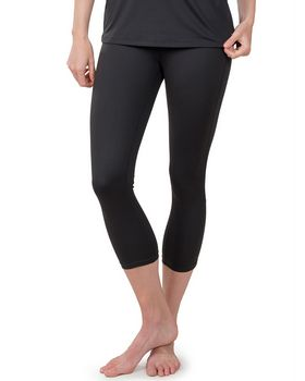 Soybu SY1389F Ladies Steel Core Capri Pant