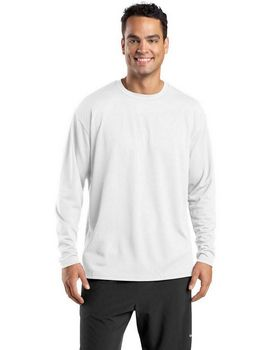Sport-Tek K368 Dri-Mesh Long Sleeve T-Shirt