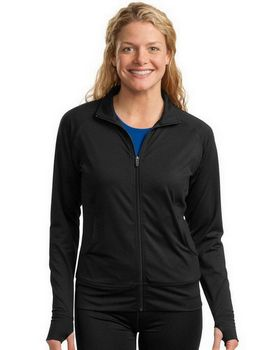 Sport-Tek LST885 Ladies NRG Fitness Jacket