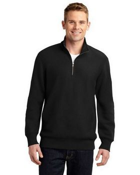 Sport-Tek ST283 Super Heavyweight 1/4-Zip Pullover Sweatshirt