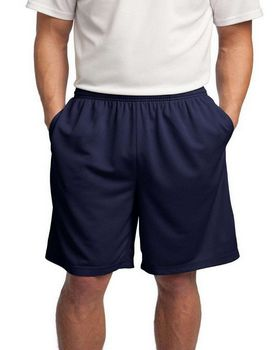 Sport-Tek ST312 PosiCharge Tough Mesh Pocket Shorts